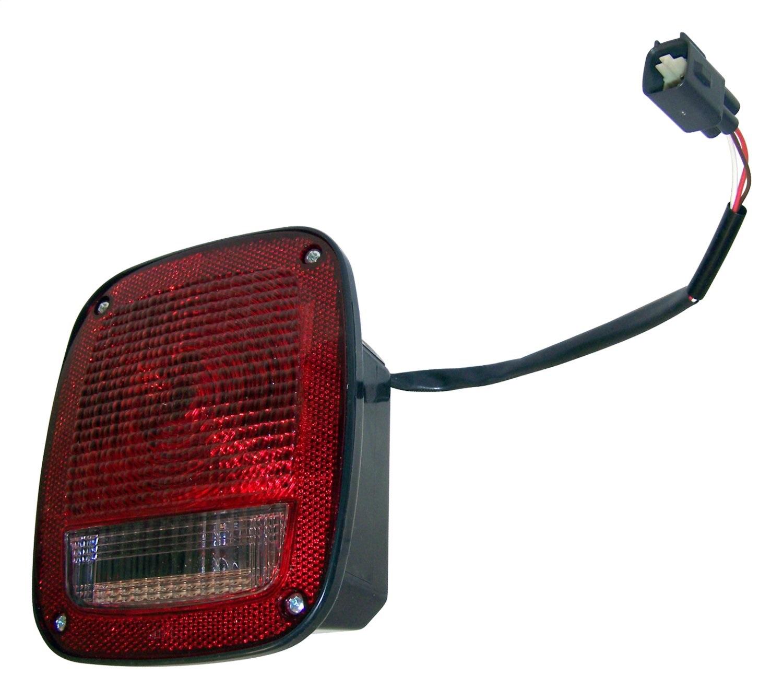 Crown Automotive 56018648AC Tail Light Assembly Fits 98-06 TJ Wrangler