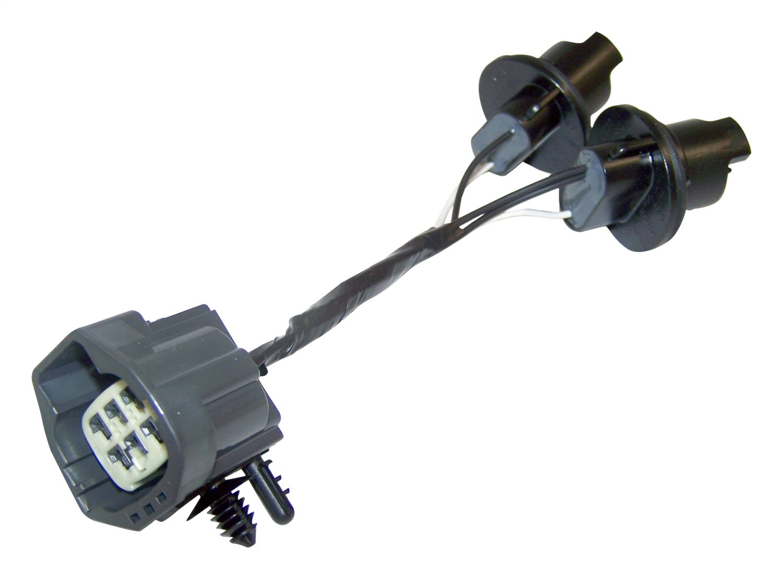 Crown Automotive 68004166AA Tail Light Harness Fits 07-18 Wrangler (JK)