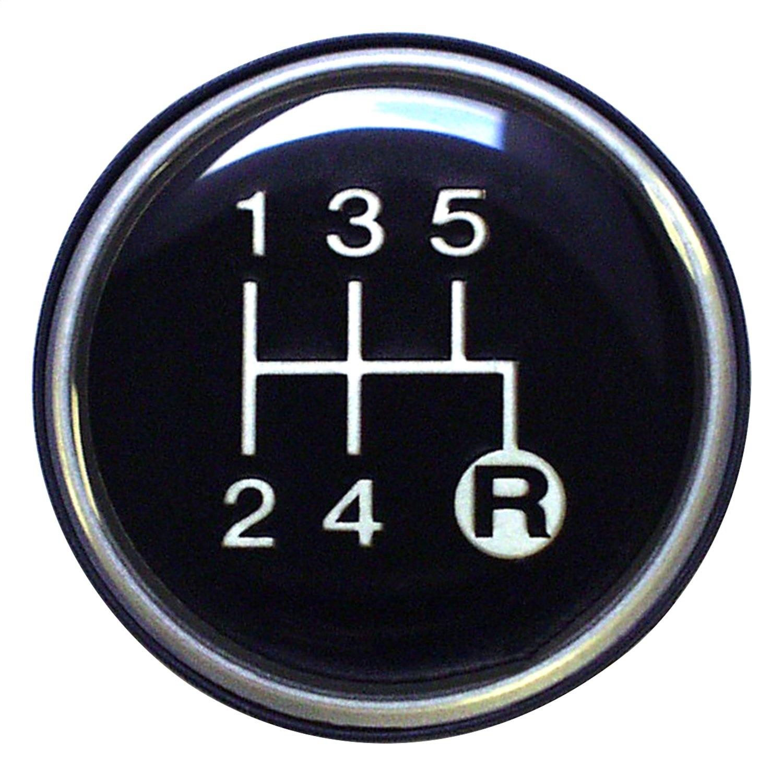 Crown Automotive 3241073K Shift Knob Kit