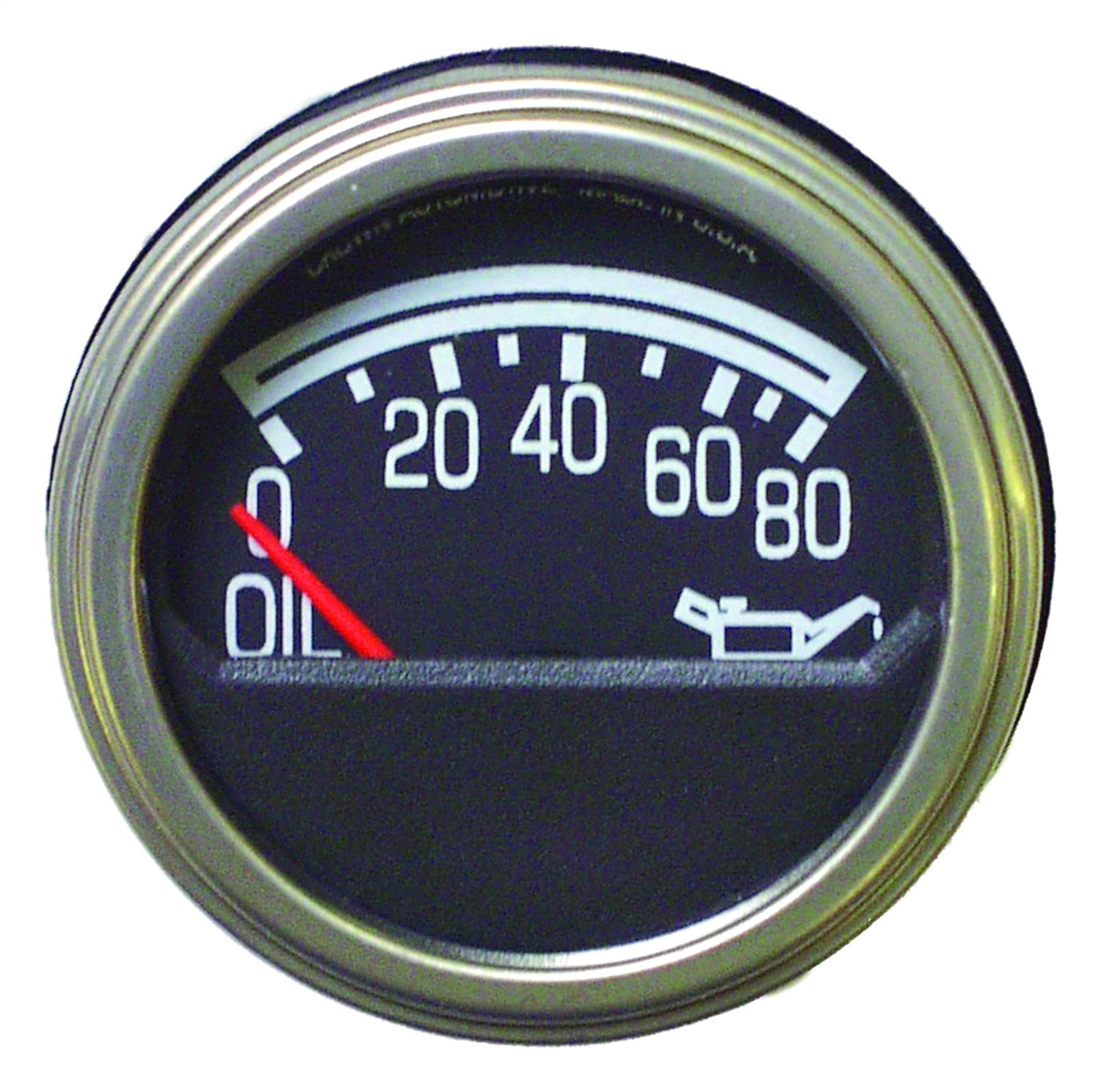 Sentinel Crown Automotive J5750279 Oil Pressure Gauge Fits 76-86 CJ5 CJ7  Scrambler