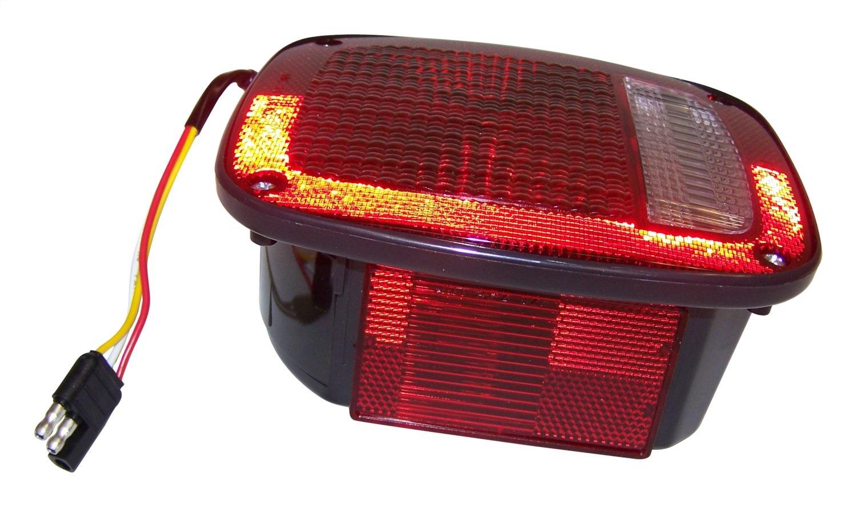 Crown Automotive J5758254 Tail Light Assembly Fits 81-86 CJ5 CJ7 Scrambler