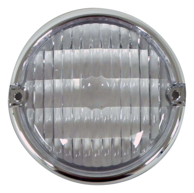 Crown Automotive J8127449 Parking Light Lens Fits 76-86 CJ5 CJ7 Scrambler
