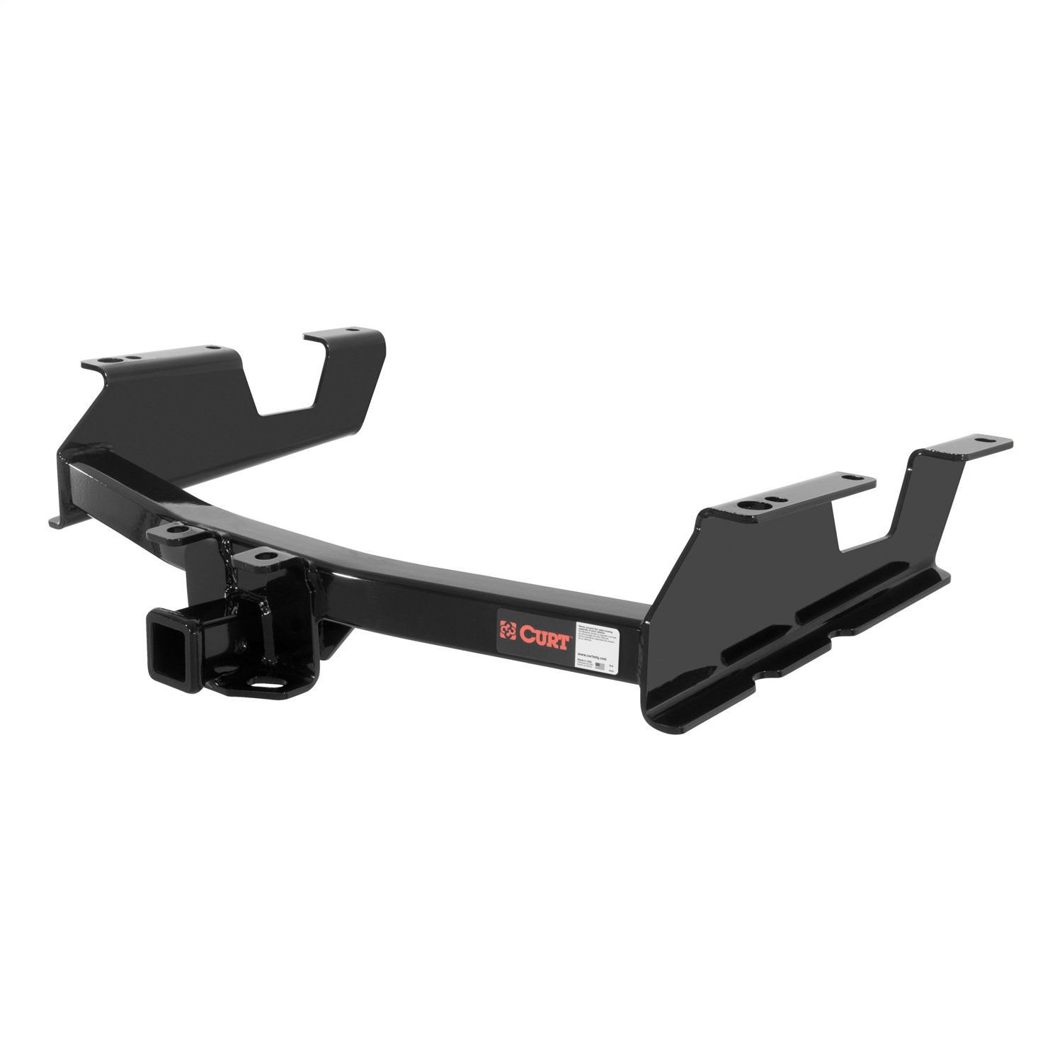 Class IV 2 in. Receiver Hitch, Rear, 10000lbs. Gross Trailer Weight, 1000lbs. Tongue Weight, 12000lbs. Weight Distributing, 1200lbs. Weight Distributing Tongue Weight