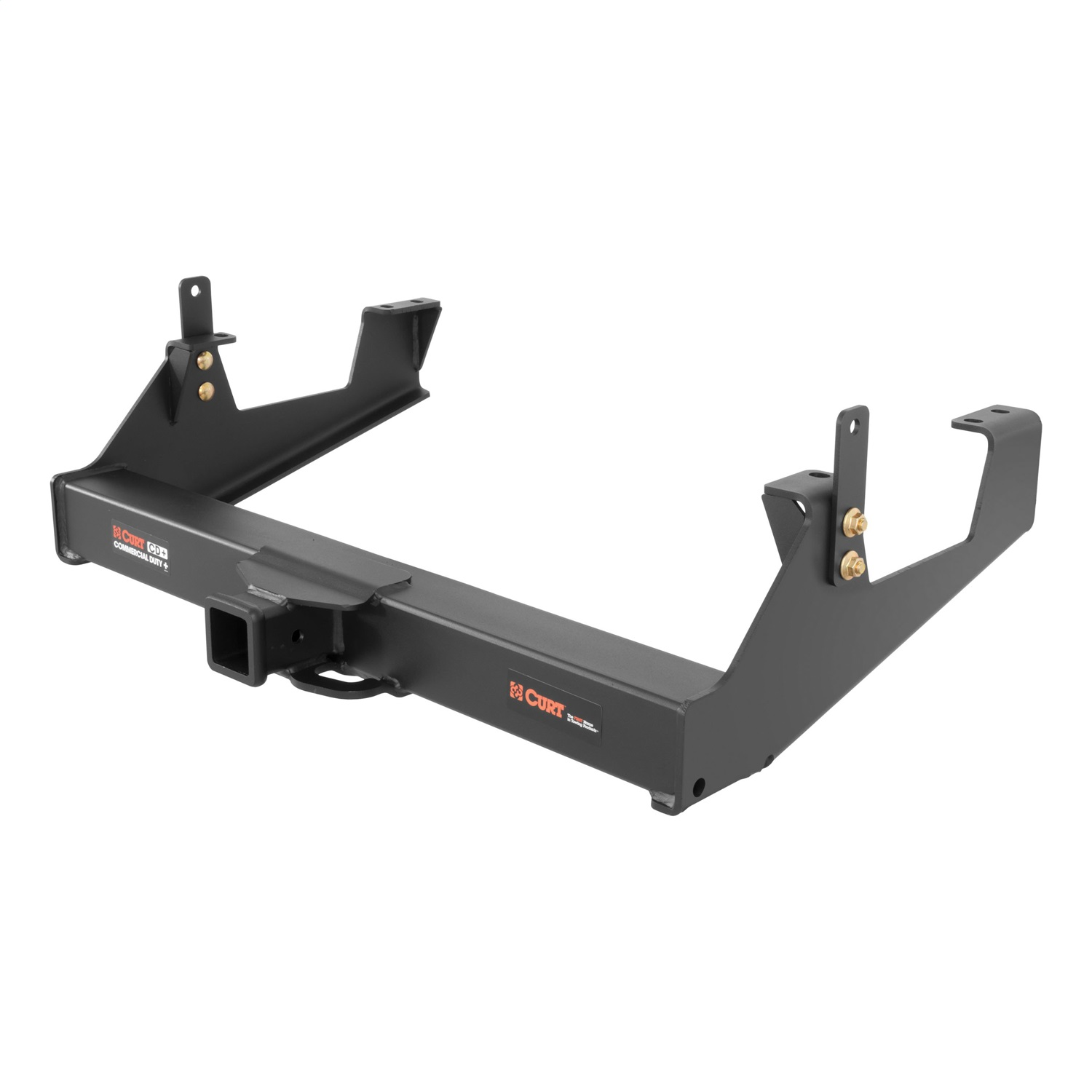 Class V 2.5 in. Commercial Duty Hitch, Rear, 20000lbs. Gross Trailer Weight/Weight Distributing, 2700lbs. Tongue Weight/Weight Distributing Tongue Weight
