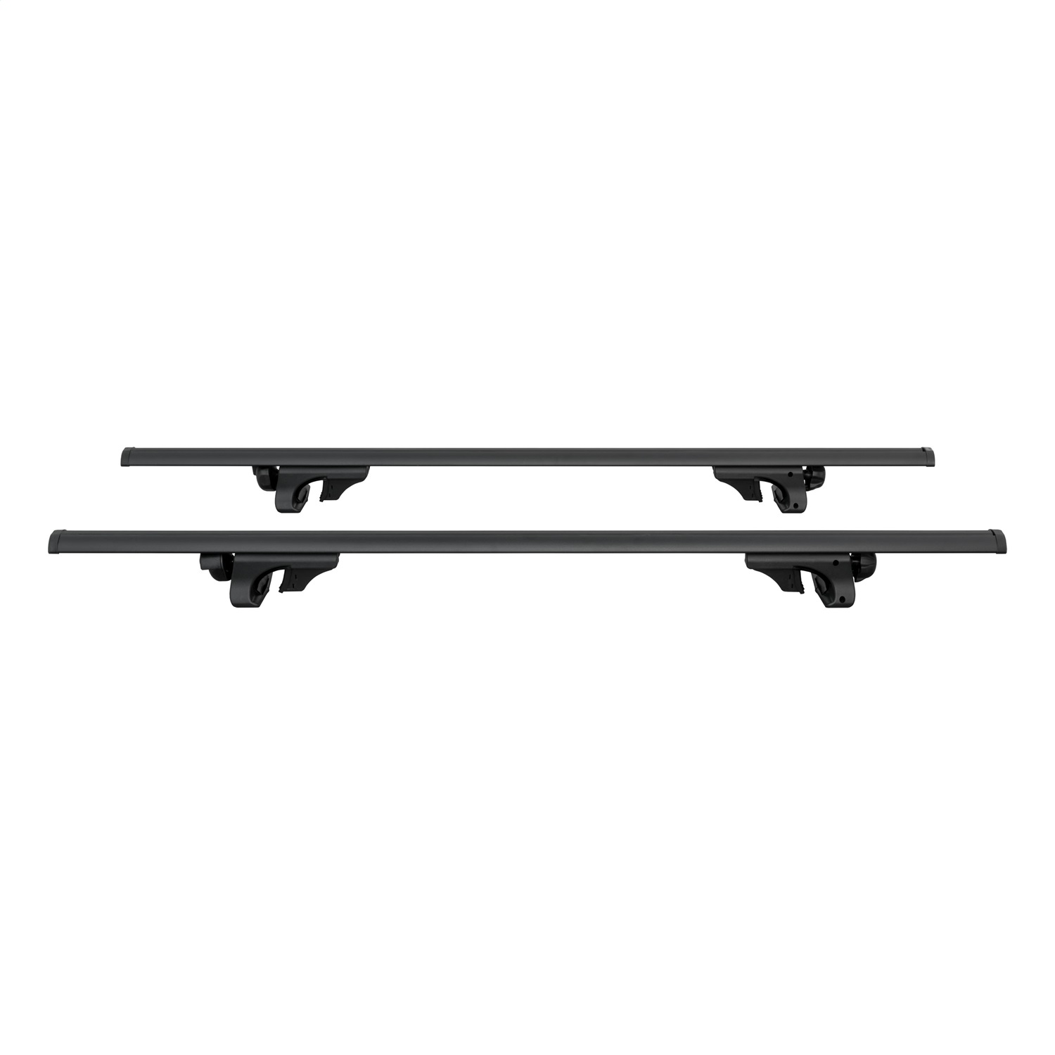 Roof Mounted Cargo Rack, 53-3/8 in., Aluminum, Crossbars