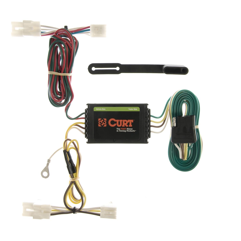 Curt 55309 Custom Wiring Harness Fits 02 05 Sedona Ebay Specialties