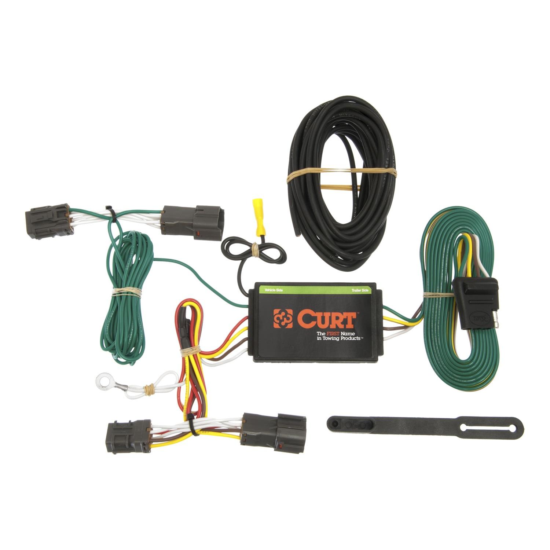 Curt 56153 Custom Wiring Harness Fits 12 16 Veloster Ebay Bully Dog