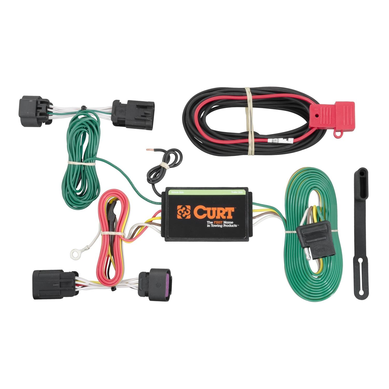Curt Wiring Harness Electrical Diagram Schematics 20062012 Toyota Rav4 T Connector 56165 56209 Custom Ebay Six Pin Source