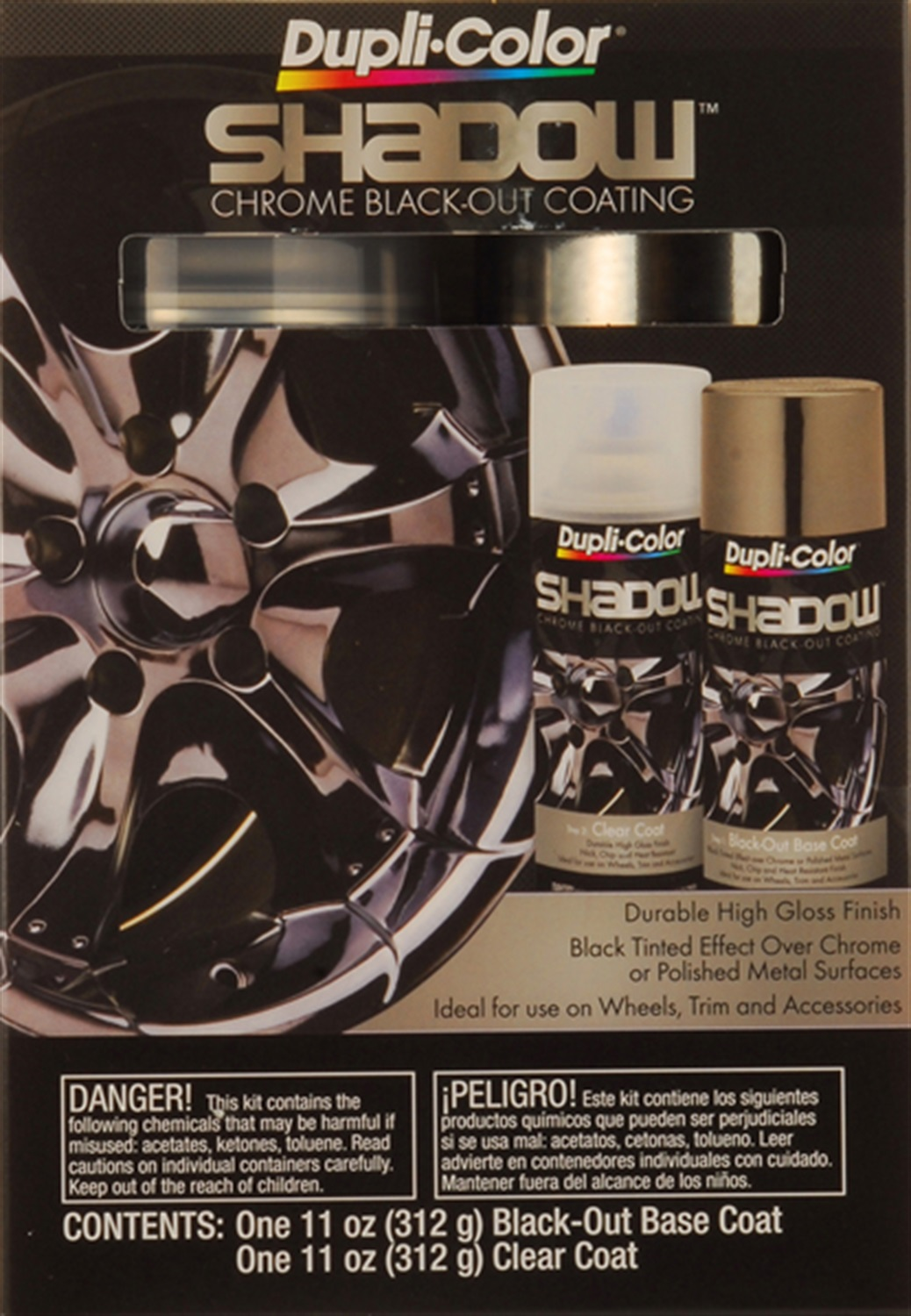 Dupli color paint shd1000 shadow chrome black out coating - How to get exterior paint out of clothes ...