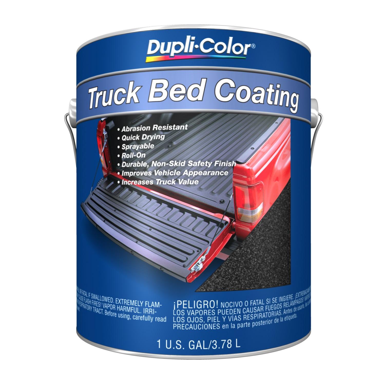 Dupli Color Paint Trg252 Truck Bed Liner Black Coating 1