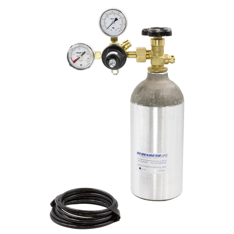 Dedenbear AB25K Carbon Dioxide Bottle Kit