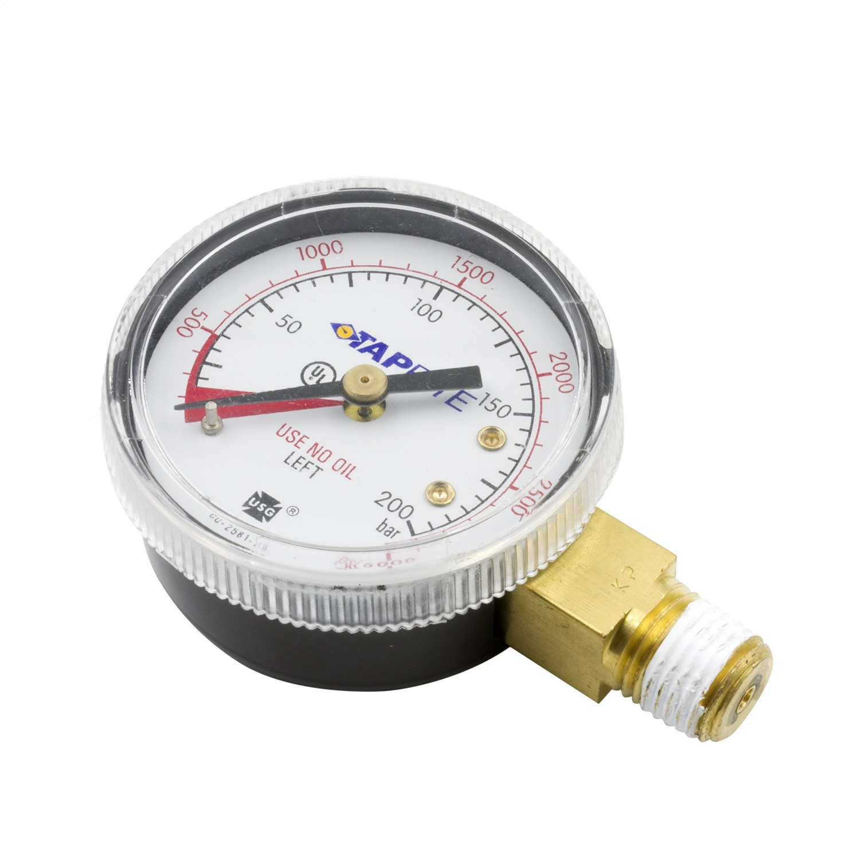 Dedenbear GHP CO2 High Pressure Gauge
