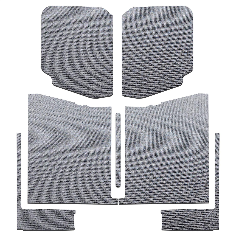 Design Engineering 050184 Sound Deadening Headliner Fits 20-21 Gladiator