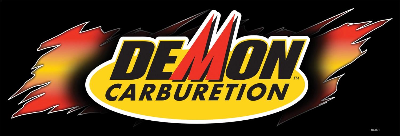 Demon Carburetion 180001 Demon Banner