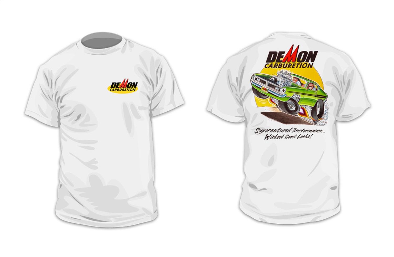 Demon Carburetion 180003 Demon T Shirt