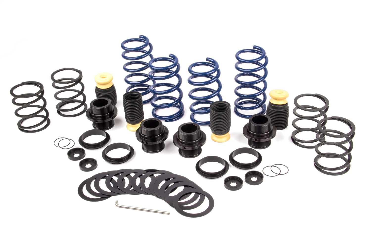 Dinan D190-0901 Coilover Spring Lowering Kit Fits 18-19 M5