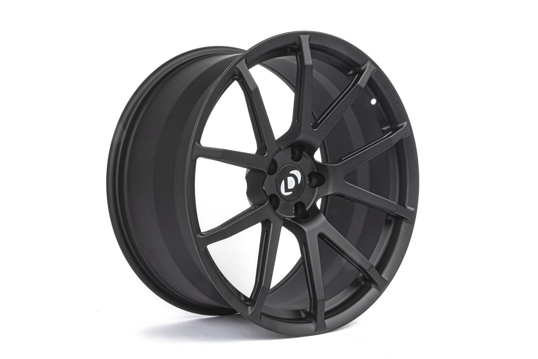 Dinan D750-0093-BLK Forged Wheel Set Fits 18 M5