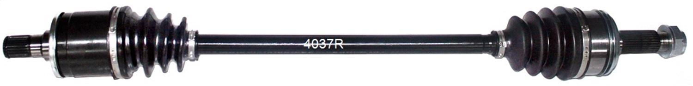 DSS 4037R CV Axle Shaft Fits 16-18 Pilot