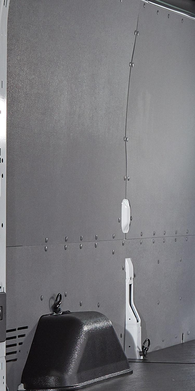 Duraliner DVS197X Van Wall Liner System