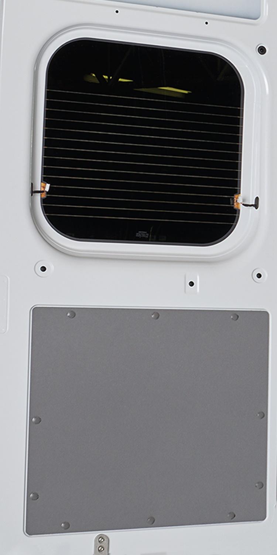 Duraliner FVT134X Van Door Panel System Fits Transit-150 Transit-250 Transit-350