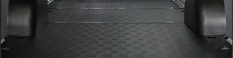 Duraliner FVT163X Van Duragrip Floor Fits Transit-150 Transit-250 Transit-350