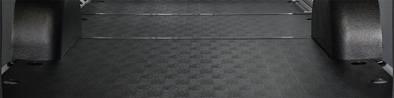 Duraliner FVT165X Van Duragrip Floor Fits Transit-150 Transit-250 Transit-350