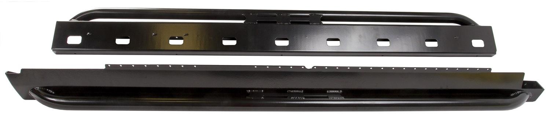 Daystar KJ50012BK Rock Sliders Fits 15-18 Renegade