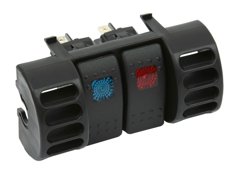 Daystar KJ71036BK Air Vent Switch Pod Fits 84-06 Cherokee TJ Wrangler