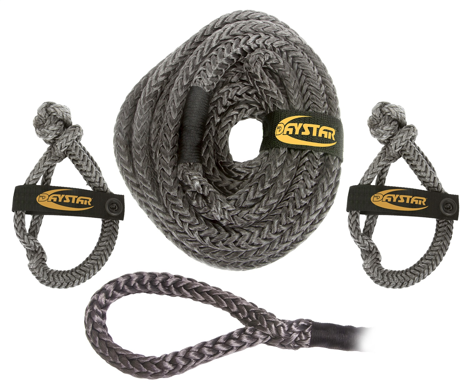 Daystar KU10205BK Rope And Shackles Kit