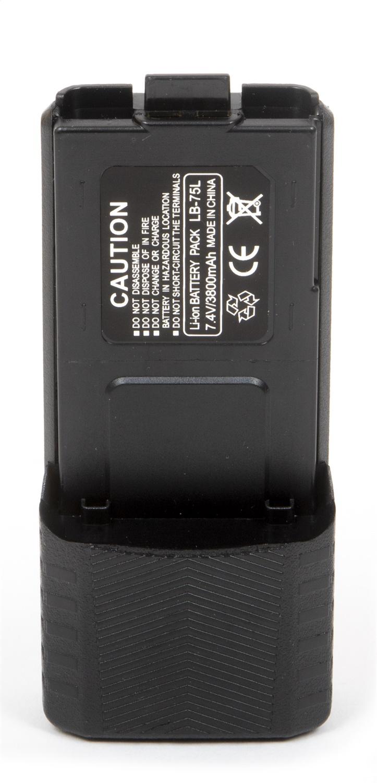 Daystar KU73006BK High Capacity Battery DAY-5R
