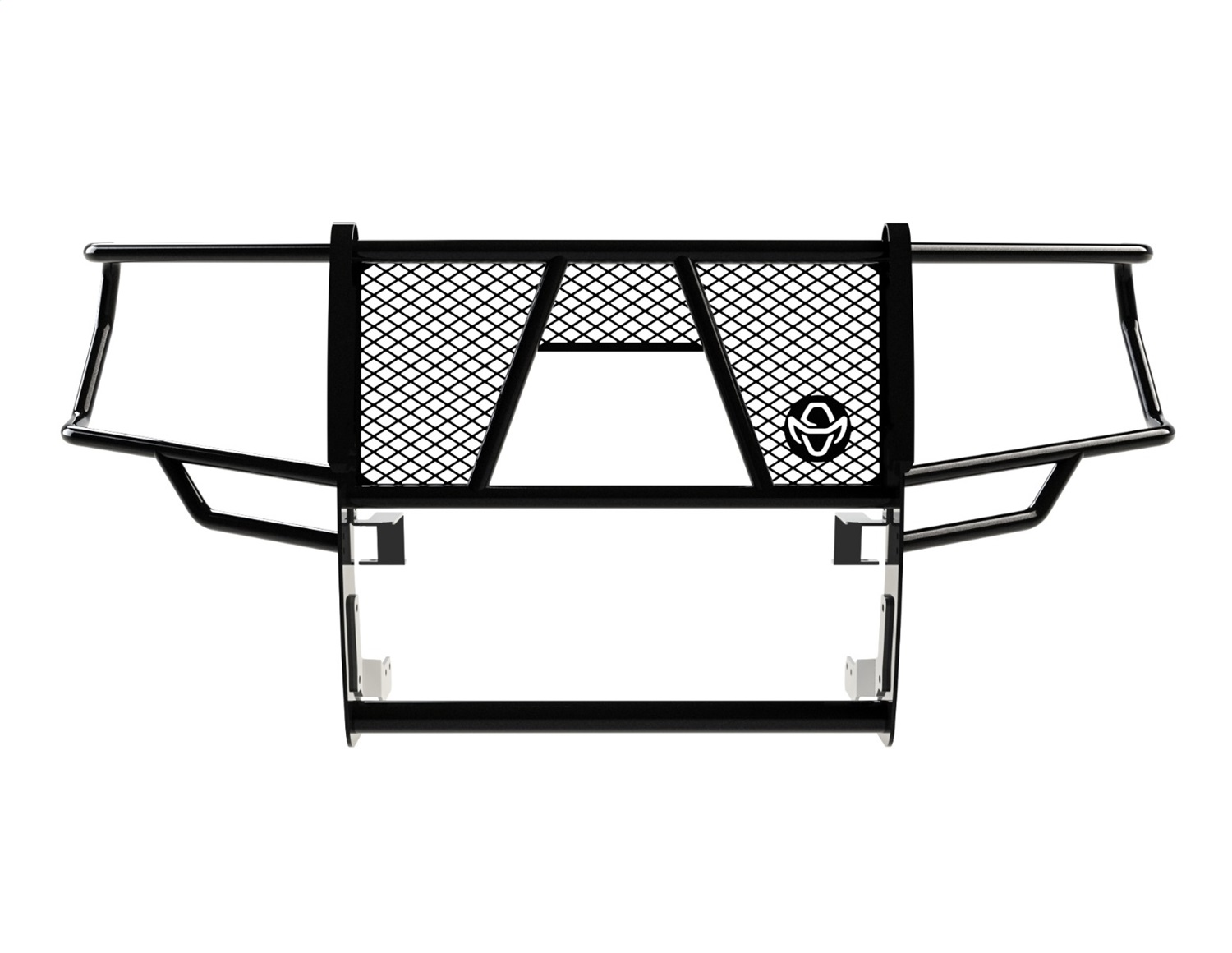 Legend Series Grille Guard, Retains Factory Tow Hook And Fog Lights, w/Camera Assist, Must Use PSG19HBL1 For Sensors