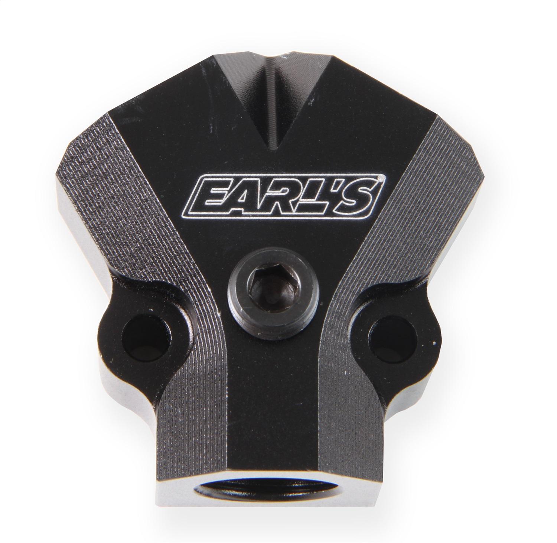 Earls Plumbing 100183ERL Fuel Distribution Y Block