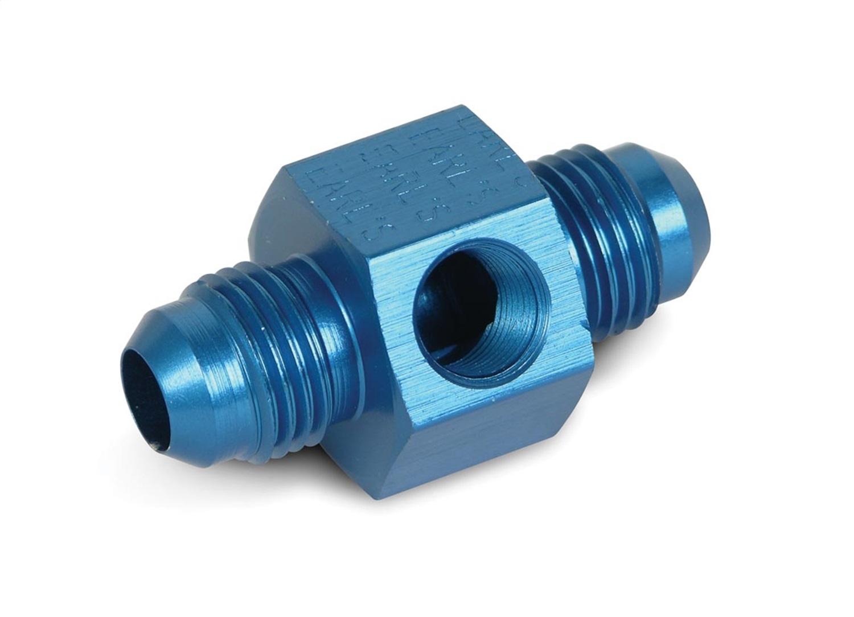 Earls Plumbing 100192ERL Fuel Pressure Gauge Adapter