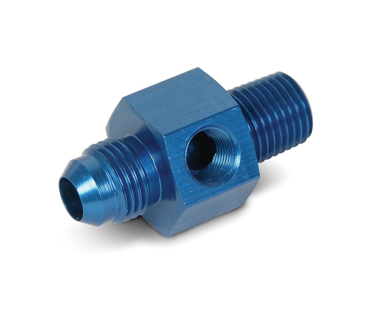 Earls Plumbing 100193ERL Fuel Pressure Gauge Adapter