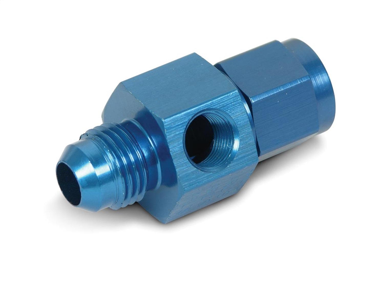 Earls Plumbing 100199ERL Fuel Pressure Gauge Adapter