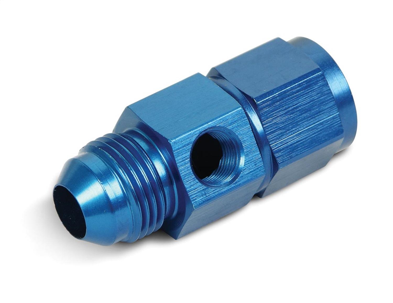 Earls Plumbing 100200ERL Fuel Pressure Gauge Adapter