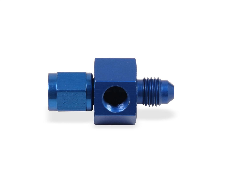 Earls Plumbing 100201ERL Fuel Pressure Gauge Adapter