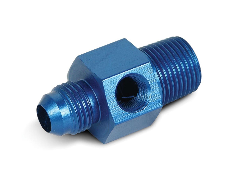 Earls Plumbing 100194ERLP Fuel Pressure Gauge Adapter