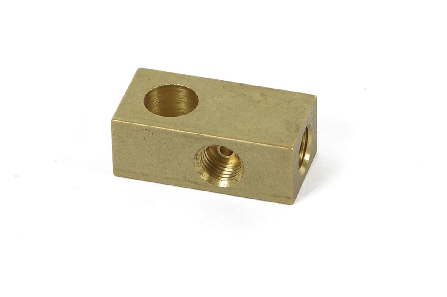 Earls Plumbing 972055ERLP Brass Inverted Flare Brake Adapter Tee