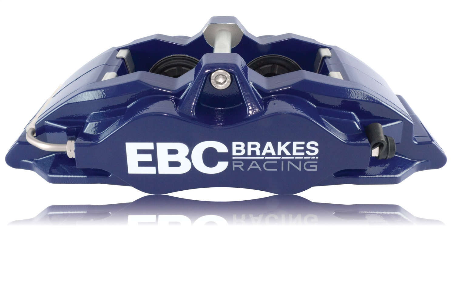 EBC Brakes BC4103BLU-R Apollo-4 Brake Calipers Fits 13-18 Focus