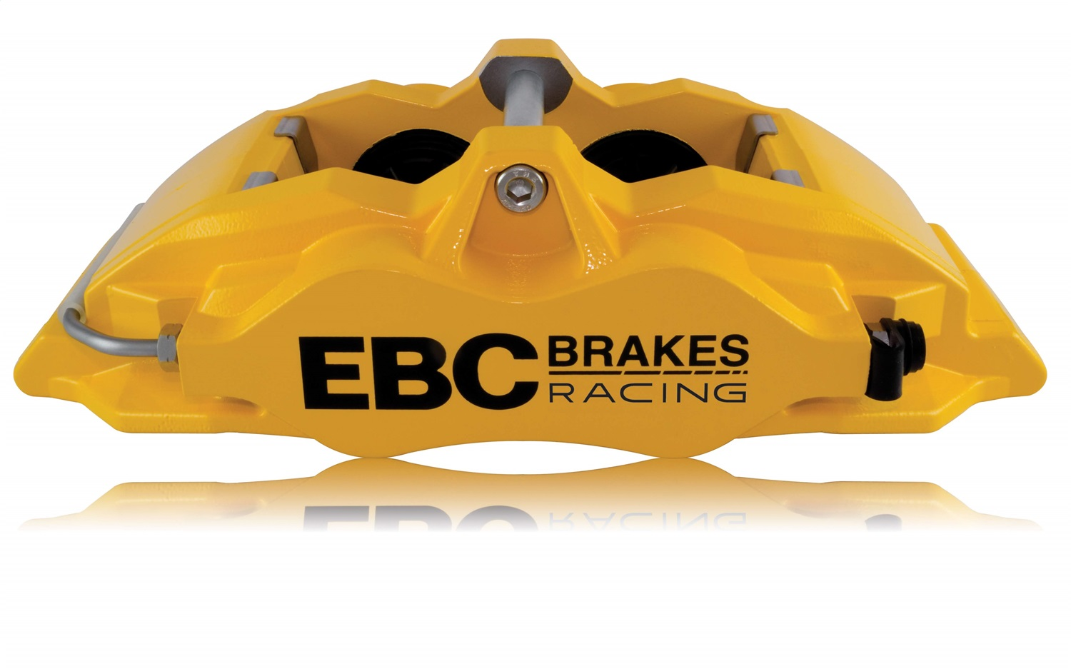 EBC Brakes BC4101YEL-L Apollo-4 Brake Calipers Fits 14-17 Fiesta