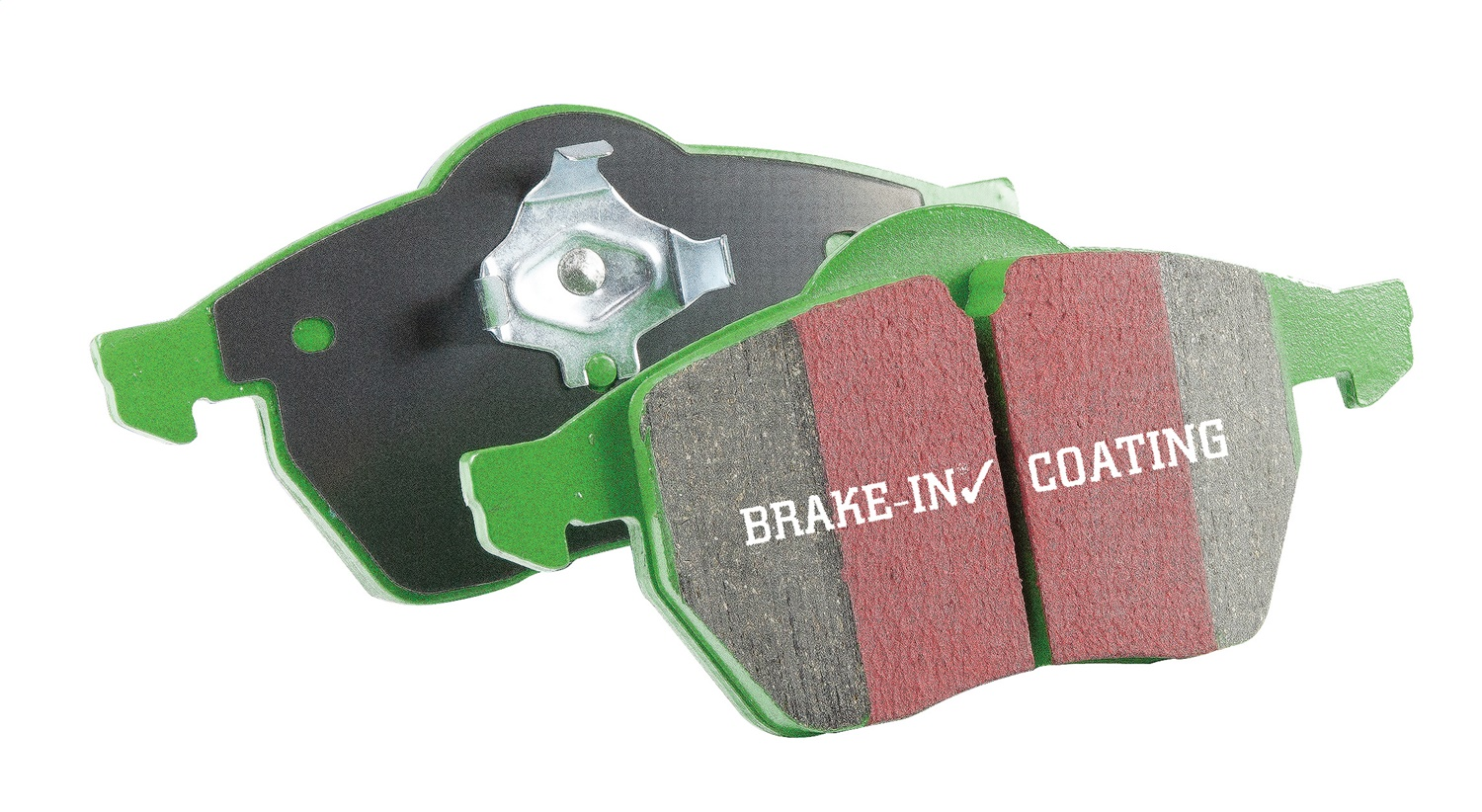 EBC Brakes DP22277 EBC Greenstuff 2000 Series Sport Brake Pads Fits 19-20 SQ5