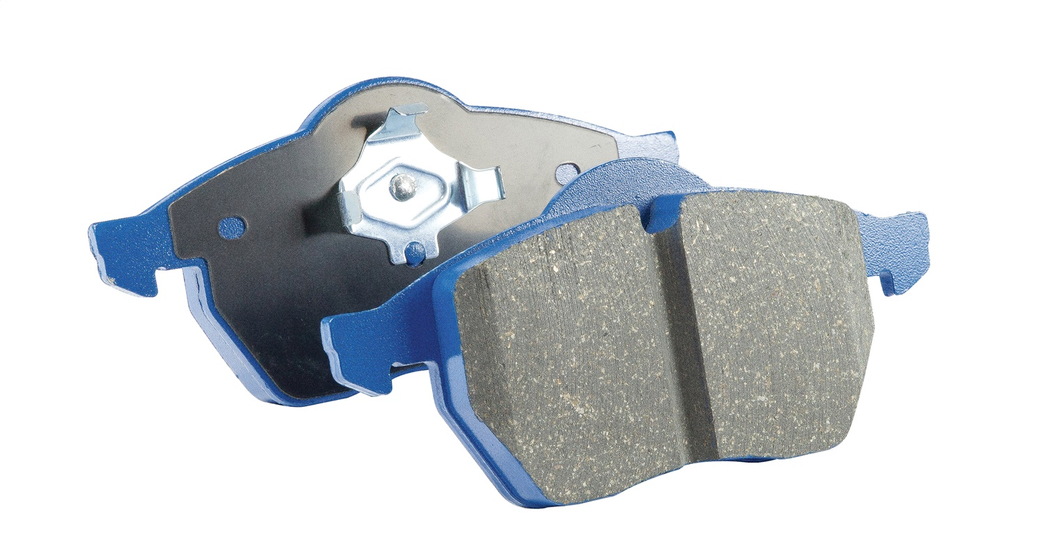 EBC Brakes DP5062NDX EBC Bluestuff NDX Full Race Brake Pads Fits 12-14 MP4-12C