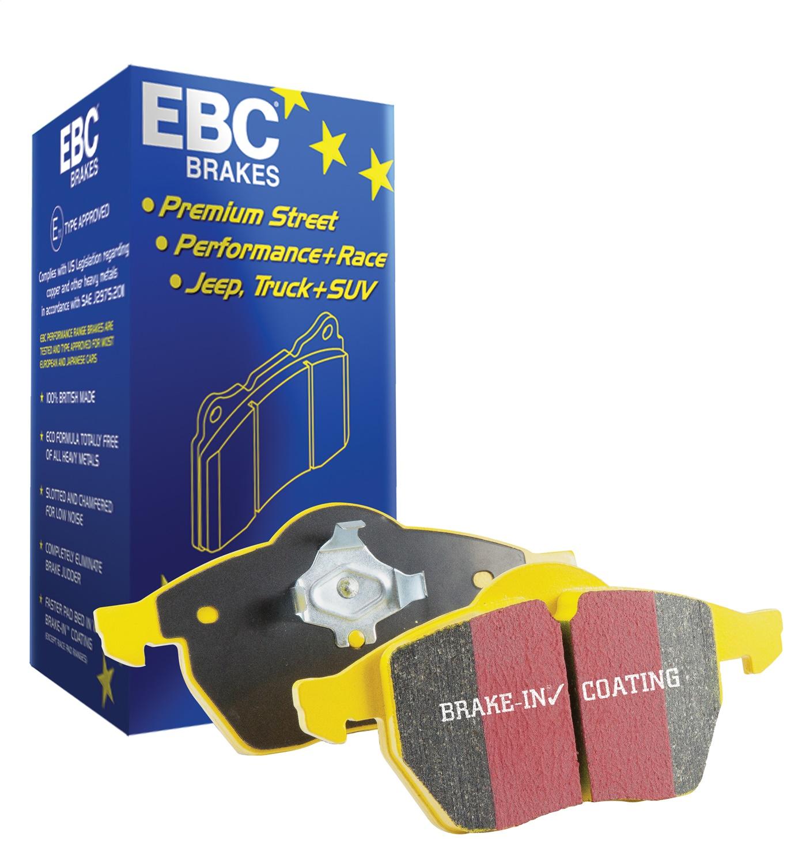 EBC Brakes DP41513/3R Yellowstuff Street And Track Brake Pads