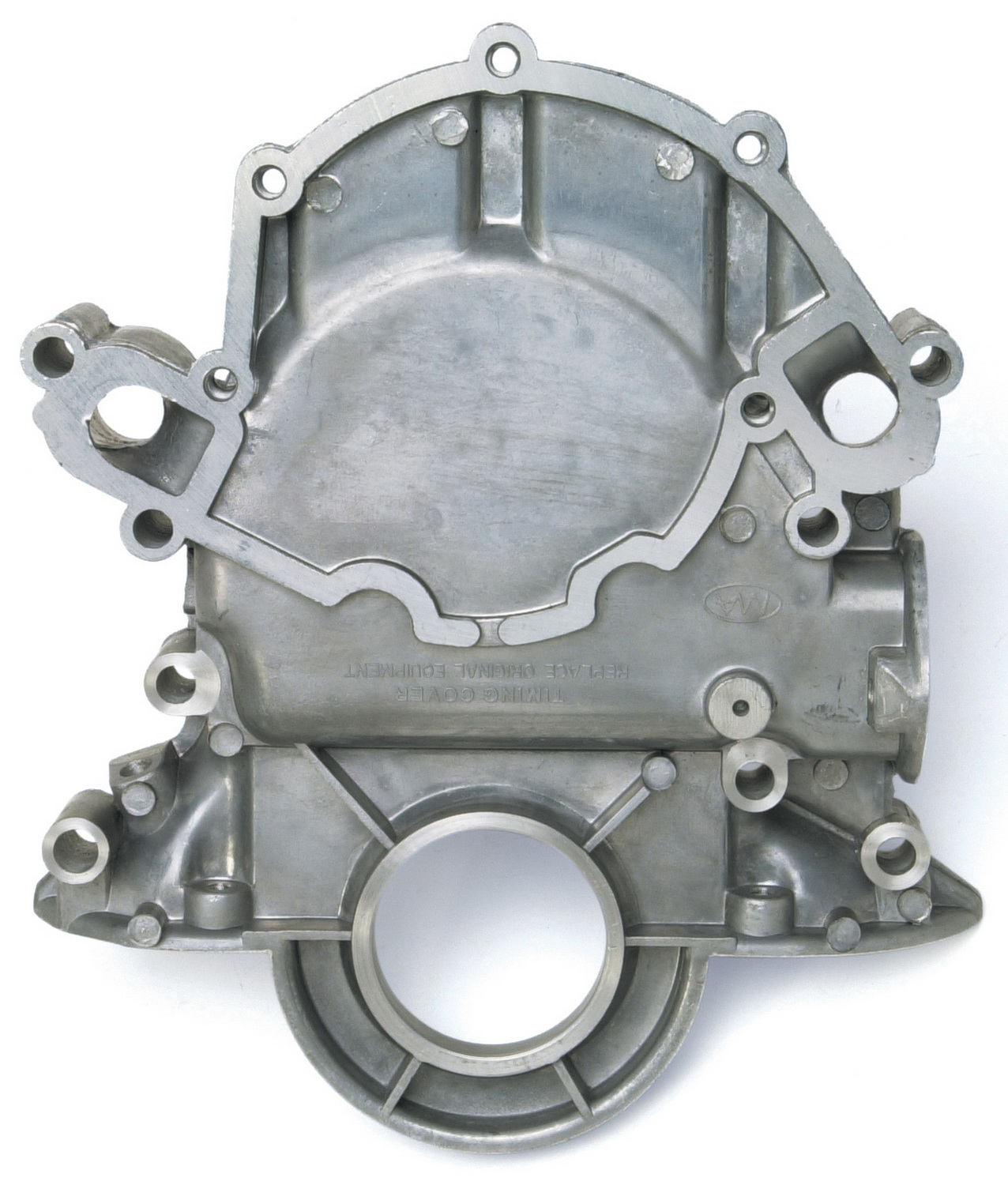 Edelbrock 4250 SBF TIMING COVER, 65-78 289(NON K-CODE) & 302 & 69-87 351W ENGINES
