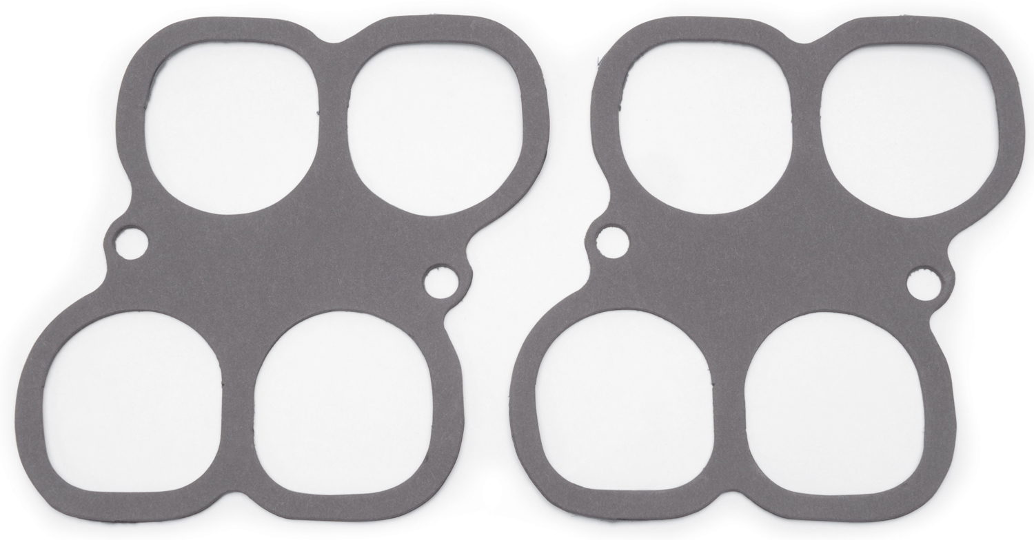 Edelbrock Replacement Gaskets SB Chevy Tunnel Ram Base 6999