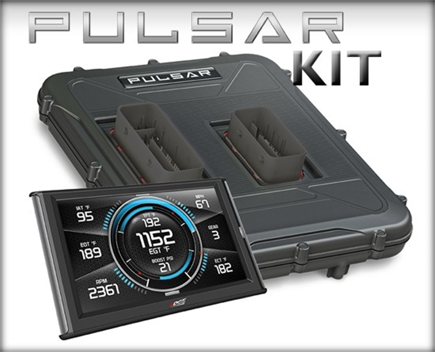 Edge Products 22600 Pulsar Insight CTS2 Kit