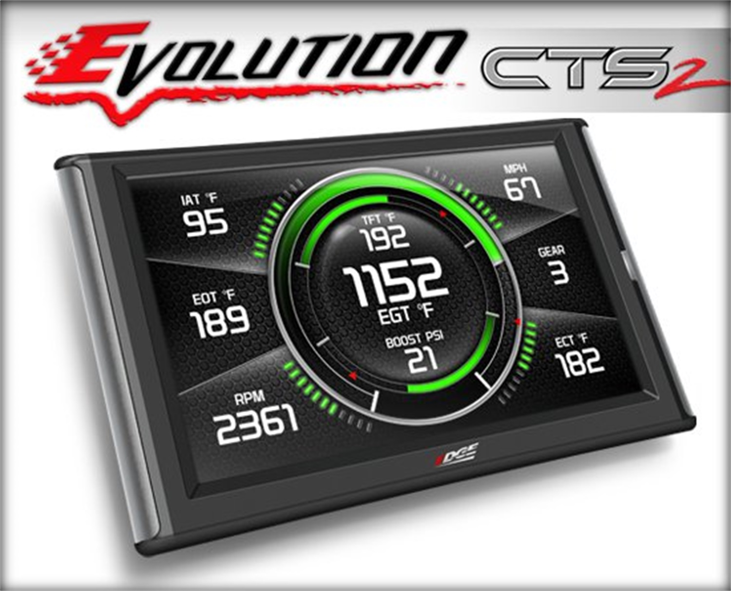 Edge Products 85400 CTS2 Diesel Evolution Programmer