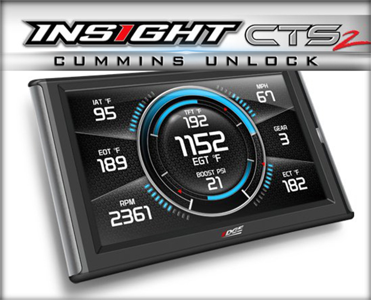 Edge Products 84130 Insight CTS2 Monitor