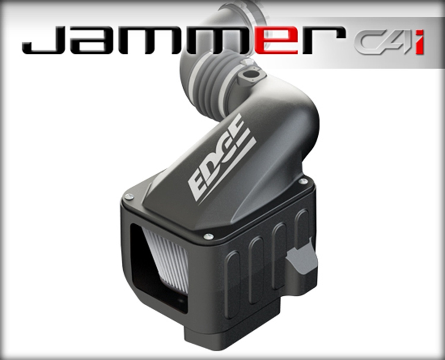 Jammer Cold Air Intake, w/Dry Filter, Incl. Hardware
